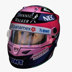 perez helmet e 3D model