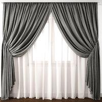 3D curtain