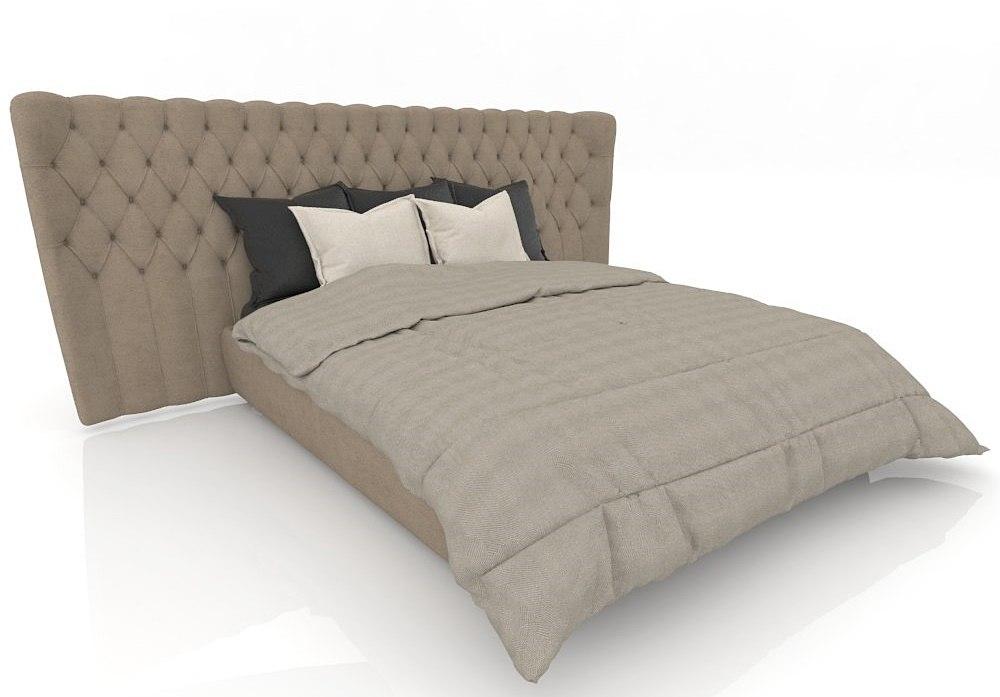 bed furniture 3D