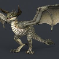 3D ready monster dragon games
