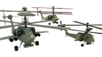 helicopter games 3D model