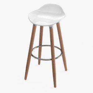 counter stool model