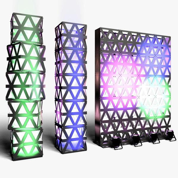 stage decor 14 modular model