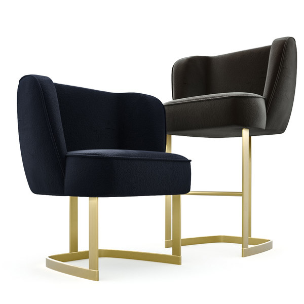 3D marioni chair model