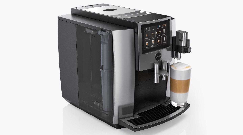 coffee maker jura s8 3D