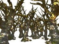 3D scan ancient 16k