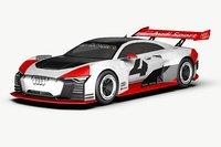 2018 Audi e-tron Vision GT