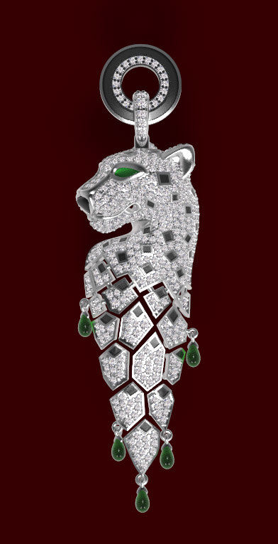 pendant panther model