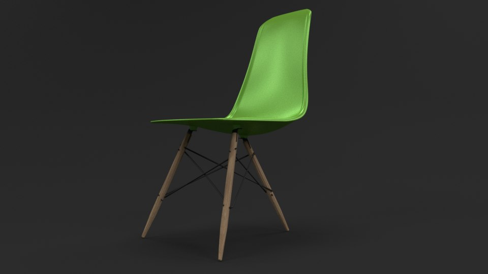 chairs furniture 3D