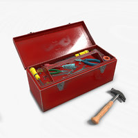 Toolbox Game Ready PBR
