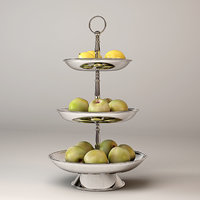eichhol stand cake oriole 3D model