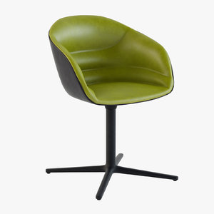 kyo chair knoll 3D model