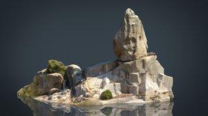 rock 31 3D
