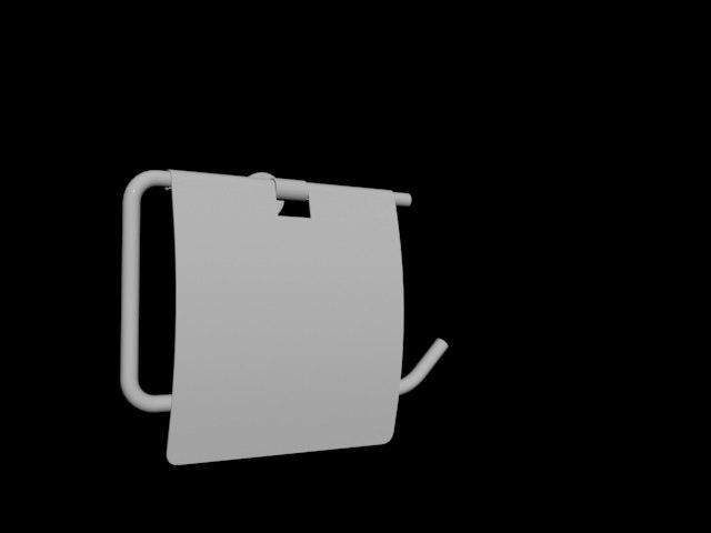 toilet paper holder model