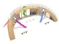 3D big playground