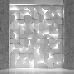 3D iq panels rifinitura