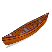 Canoe Rowboat