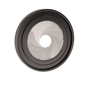camera iris aperture 3D model
