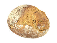 3D photorealistic scanned bread