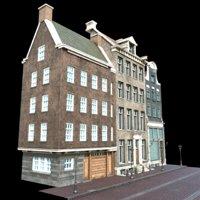 buildings games model