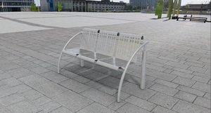 bench stainless steel model
