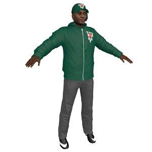 american football coach 3 3D