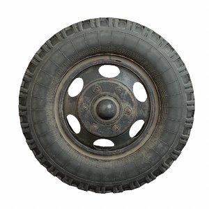 wheel 240-580 3D model