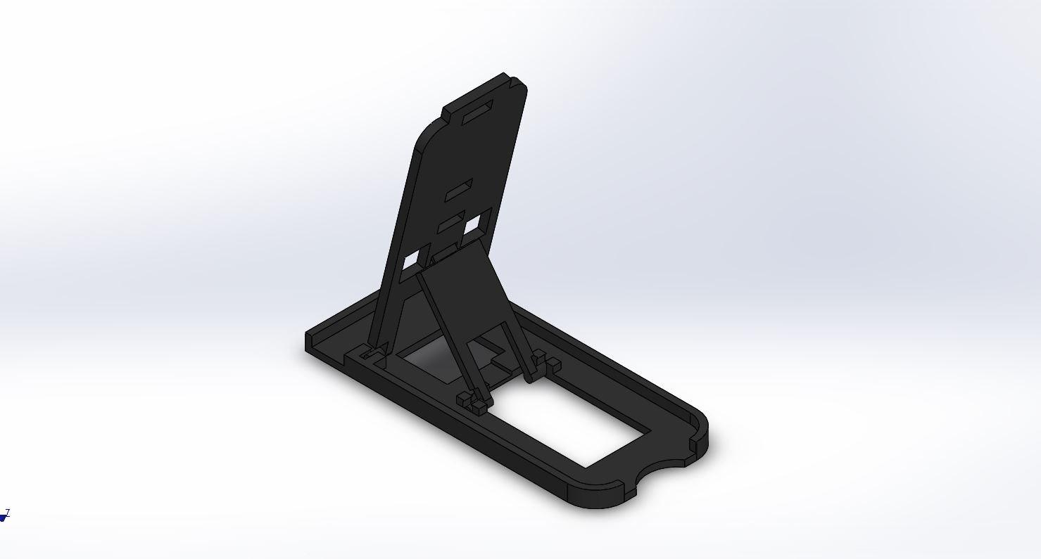 3D support smart phones