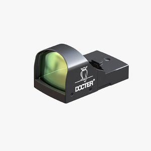 3D collimator docter sight ii