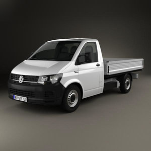 volkswagen transporter single model