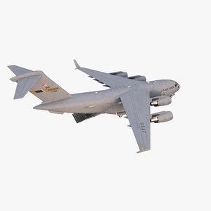 c-17 globemaster 3D model