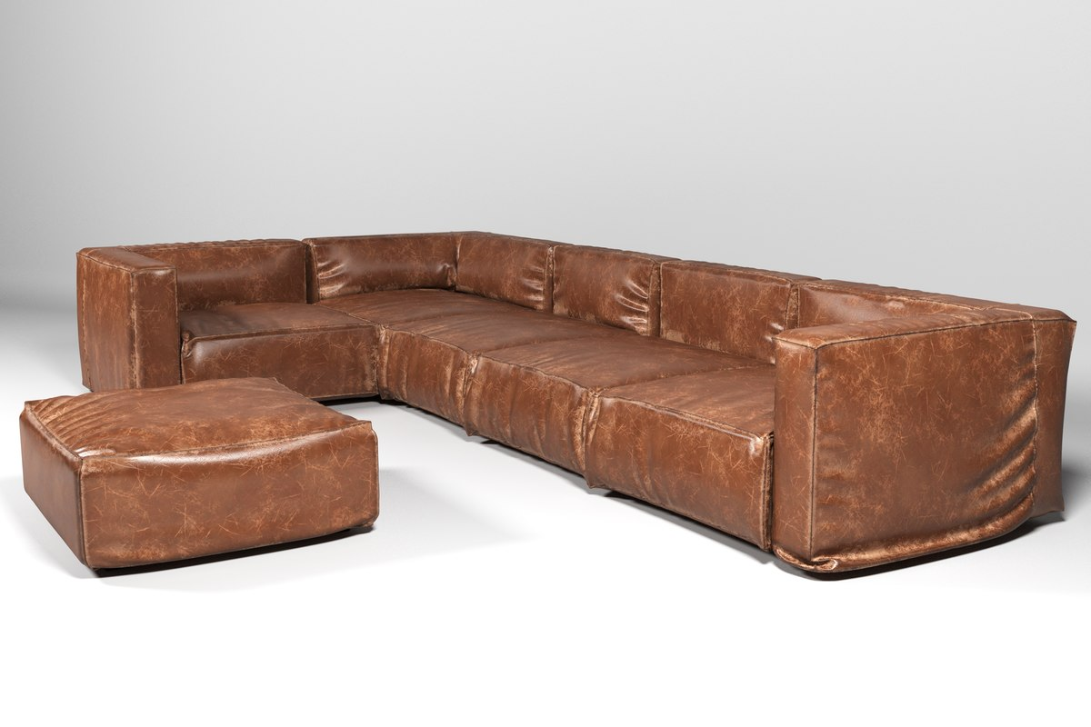 l corner sofa model