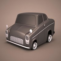hot rod car model