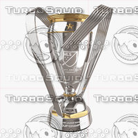 MLS Cup Trophy - Major League Soccer Philip F. Anschutz Trophy