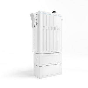 distribution cabinet 3D model