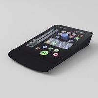 presonus faderport v2 daw 3D model