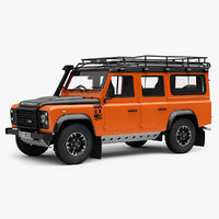 Land Rover Defender 110 TD Adventure Edition