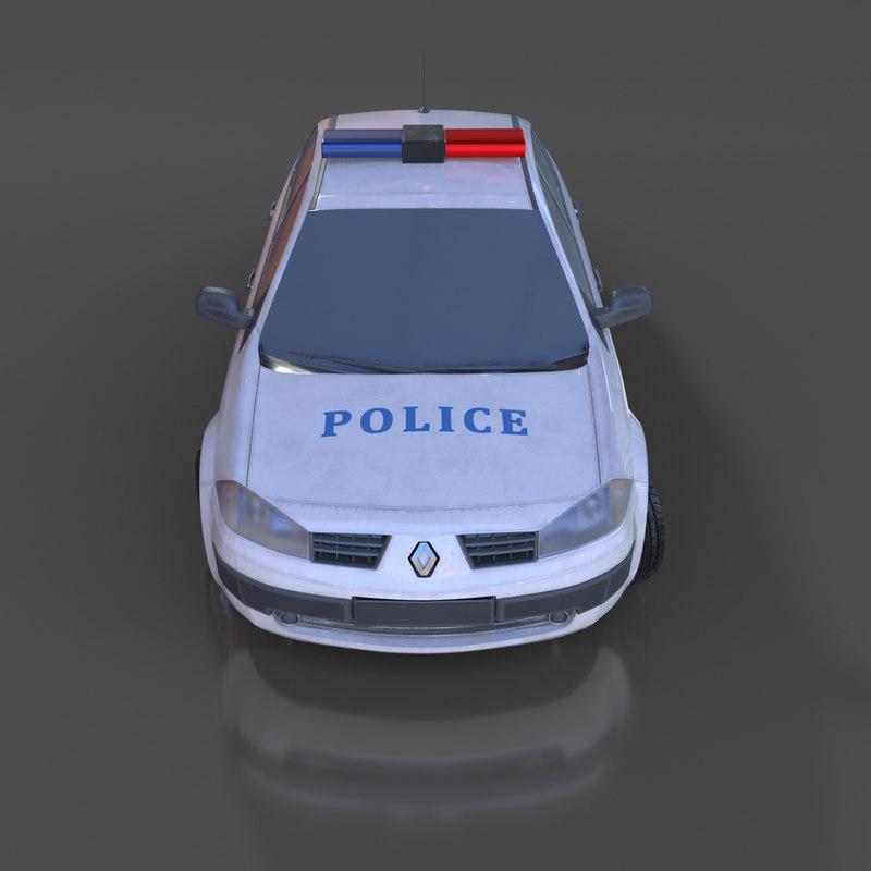 car 2018 3D model