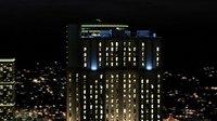 High Detailed Night - Building Scene -Model