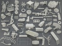 3D kit bashes - 54