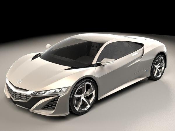 acura nsx 2013 model