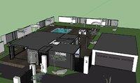 Home Model Villa