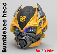 Bumblebee Normal mode ( TF4) for 3d print