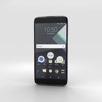 3D blackberry dtek60 dtek