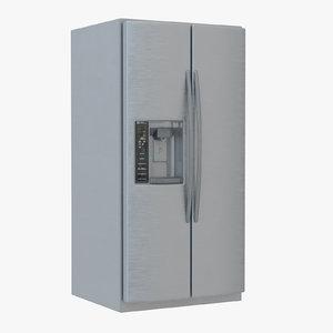 fridge sde 3D