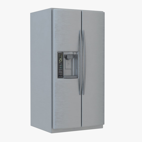fridge sde 3D