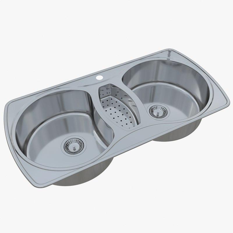 3D sink oulin ol-369
