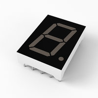 7-segment led display - model