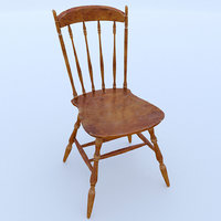 Chair  Wood Classic 1