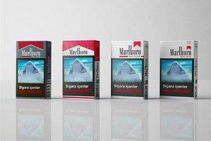marlboro product 3D model